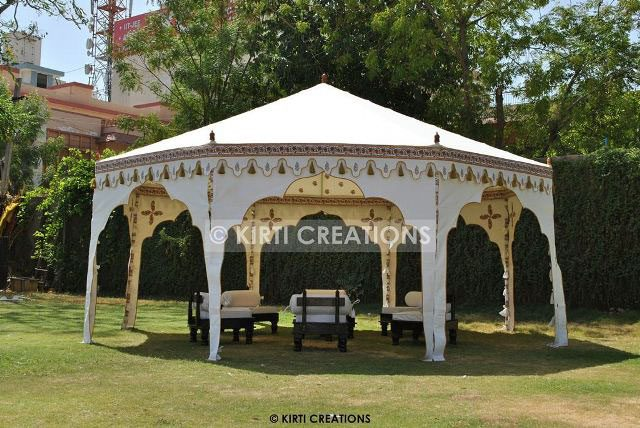 Luxury Royal Tent & Ottoman Tent